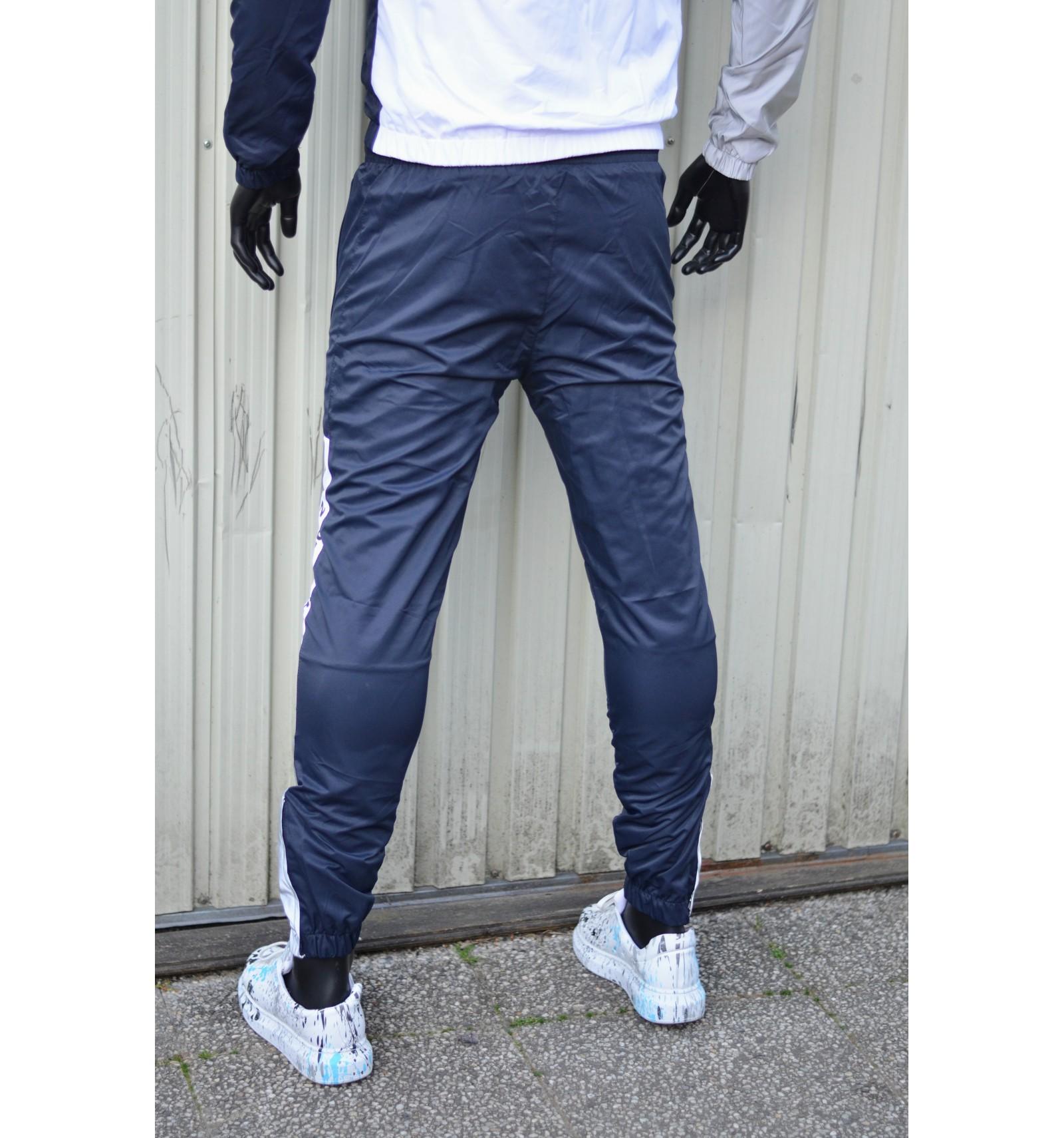 nike air max chaussures de basket quart des hommes - Basket Adidas LA Trainer Navy/White