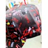 casquette Zoom Flight graffiti