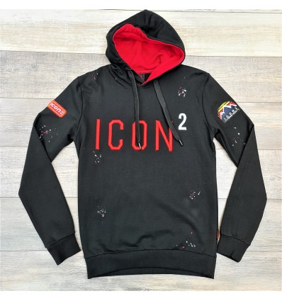 Sweat Icon2 noir