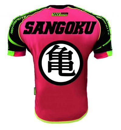 Maillot Football Thailande Sangoku rose