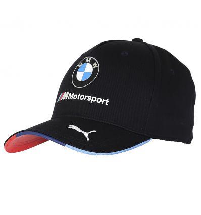 Casquette BMW Officielle bleu / rouge