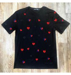 T-shirt ZOOM FLIGHT coeur brisé