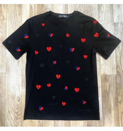 T-shirt ZOOM FLIGHT coeur brisé