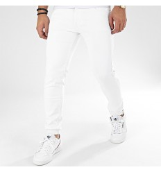 Jeans ZOOM FLIGHT Blanco
